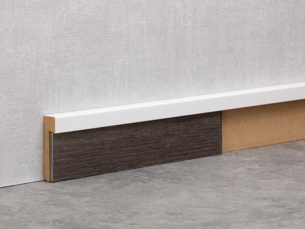 sockelleisten bodenleisten cubeleisten hamburger profil trittschalld mmung belagsleiste 60. Black Bedroom Furniture Sets. Home Design Ideas